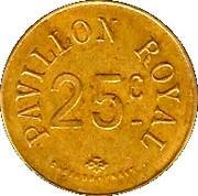 25 Centimes  - Pilon Royal - Paris [75] – obverse