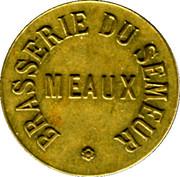 5 Centimes Brasserie du Semeur - Meaux [77] – obverse