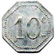 10 Centimes Montauban 82 – reverse