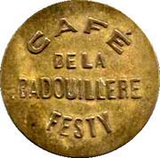 50 Centimes - Café de la Badouillere Festy - Saint Etienne [42] – obverse