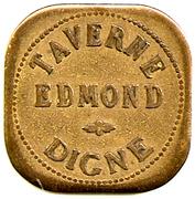 50 Centimes-Taverne Edmond-Digne[04] – obverse
