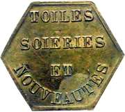 Token - Maison du Petit Saint Thomas (Paris ) – obverse