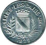 10 Centimes - F.C.I.M 260e Section Salins les Bains 39 – obverse