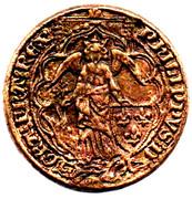Token Collection BP - Le Trésor des Rois de France (№10 - Philippe VI) – obverse