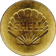 Shell Token - Man In Flight (Graf Zeppelin) – reverse