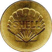 Shell Token - Man In Flight (Wernher Von Braun) – reverse