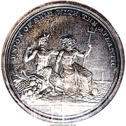 First So-Called Dollar - Erie Canal Completion – obverse