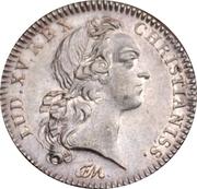 Token - Louis XV (Chambre de Commerce de La Rochelle ) – obverse