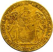 Token - Archevêché de Toulouse - Charles de Montchal – reverse