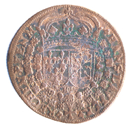 Counter Token - Louis XIII France/ Navarre (Nuremberg) – reverse