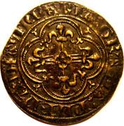 Counter Token - Type du double d'or de Philippe VI – reverse
