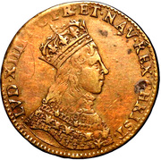 Token - Louis XIV (Reims) – obverse