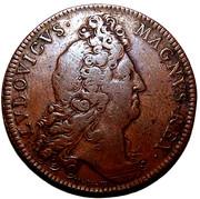 Louis XIV - States of Lille – obverse