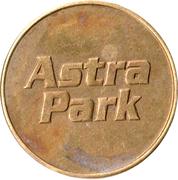 Token - Astra Park (Tbilisi Kart Center) – reverse