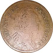 LOUIS XV COMITIA BURGUNDIAE – obverse