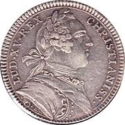 Token - Louis XV (Secrétaires du Roi) – obverse