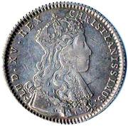 Jeton des états de Bretagne 1722 Nantes – obverse