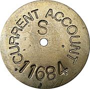 Token - National Bank of Pakistan (Current Account) – reverse