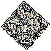 Token - S. Georgius Equitum Patronus / Intempestate Securitas (Klippe; Kremnitz) – obverse
