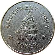Token - Tai tin Amusement (matte) – reverse