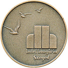 Hotel Hungaria Szeged – obverse