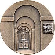 Hotel Tisza Szeged – obverse