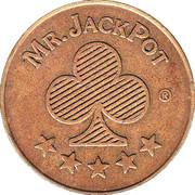 Arcade Token - Mr. Jackpot – obverse
