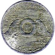 1 Forint - BSZKRT (Budapest) – reverse