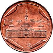 Szegedi tanácsháza – reverse
