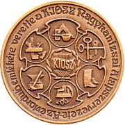 100th anniversary of Nagykanizsa guild – reverse