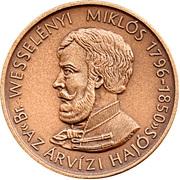 Miklos Wesselenyi – obverse