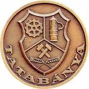 Tatabanya – obverse