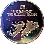 Medal - Liberation – obverse
