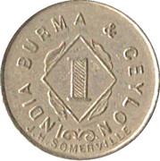 1 Cent - Automatic Machine Co – reverse