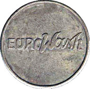 Car Wash Token - Euro wash – obverse