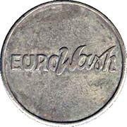Car Wash Token - Euro wash – obverse