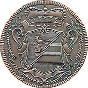 3 Soldi  - Gorizia 1734 (Restrike) – reverse