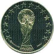 Token - FIFA World Cup Italia 1990 – obverse