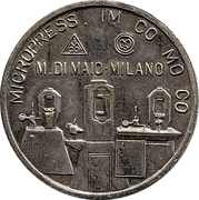 Token - Micropress – obverse