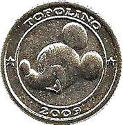 1 Dollar - Banca di Topolinia – obverse