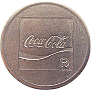 Token - Gettone Bevande (Coca-Cola) – reverse
