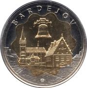 Kremnica Mint Token - Bardejov – obverse
