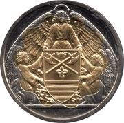 Kremnica Mint Token - Bardejov – reverse
