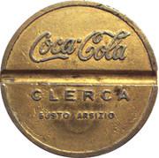 Token - Coca-Cola (Clerca Busto Arsizio) – obverse