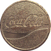 Token - Coca-Cola (X2D) – obverse