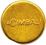 Coffee Machine Token - La-Cimbali – obverse