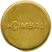 Coffee Machine Token - La-Cimbali – reverse
