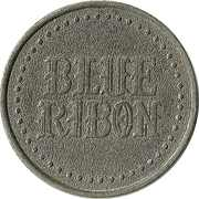 Token - Blue Ribbon – obverse