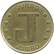 Token - Jumbo – reverse