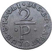 Méreau - 2 Patards (Collegiale Saint-Paul) – obverse